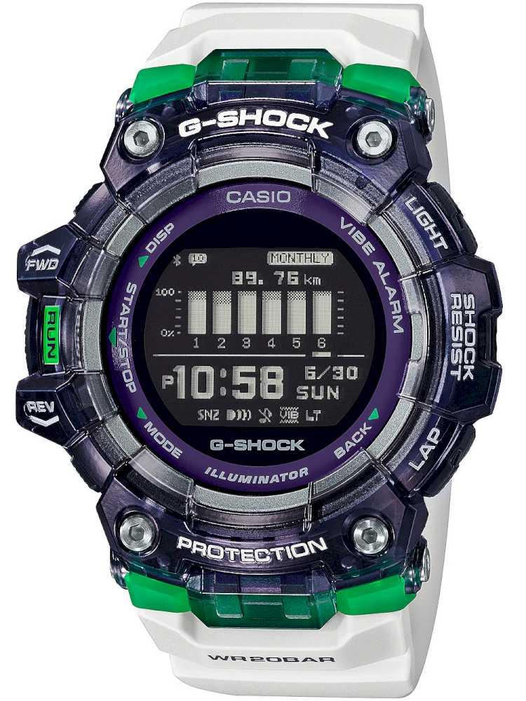 Casio GBD-100SM-1A7ER Herreur G-Shock