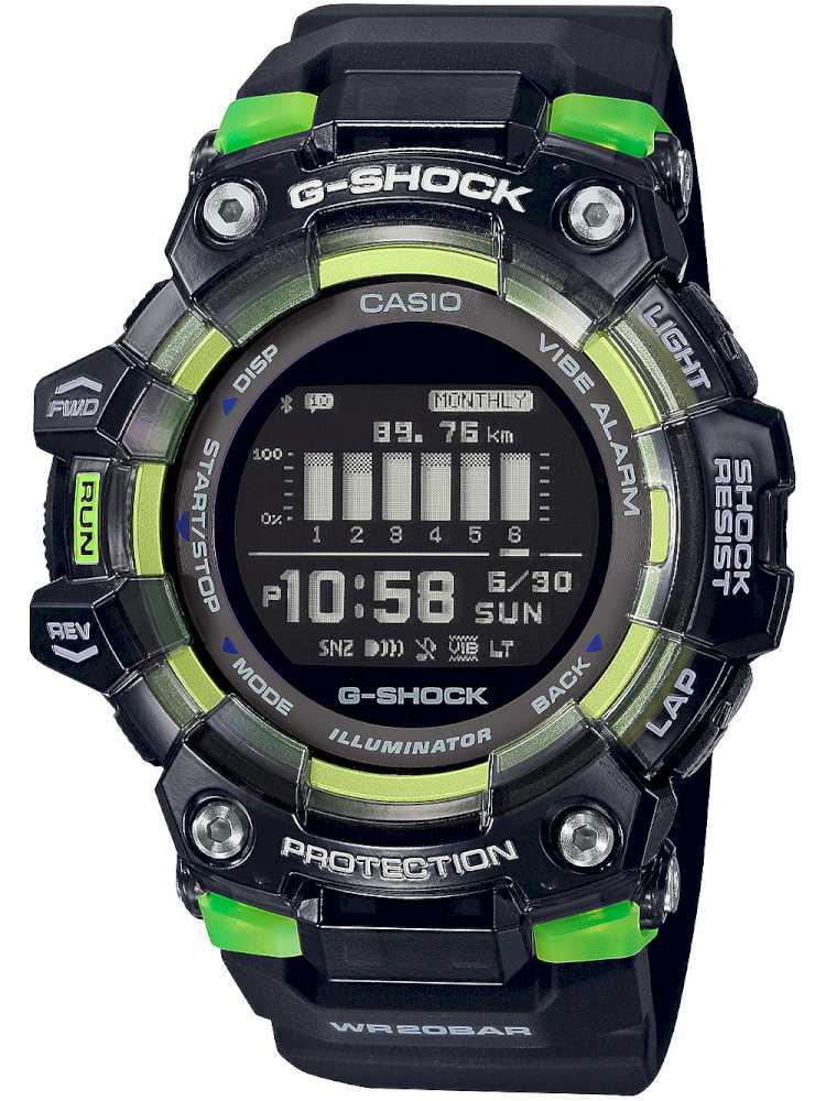 Casio GBD-100SM-1ER Herreur G-Shock