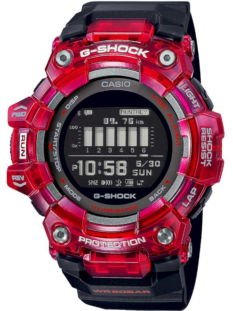 Casio GBD-100SM-4A1ER Herreur G-Shock