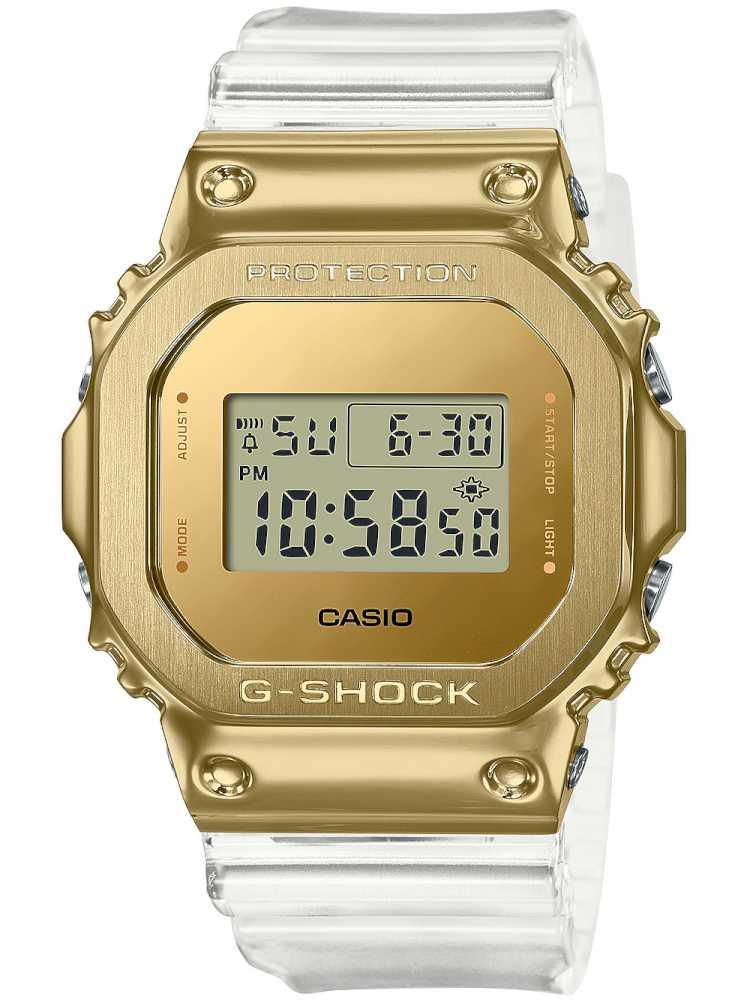 Casio GM-5600SG-9ER Herreur G-Shock