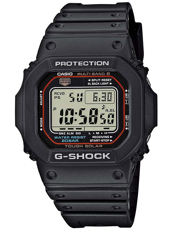 Casio GW-M5610-1ER Herreur G-Shock Ur Sort