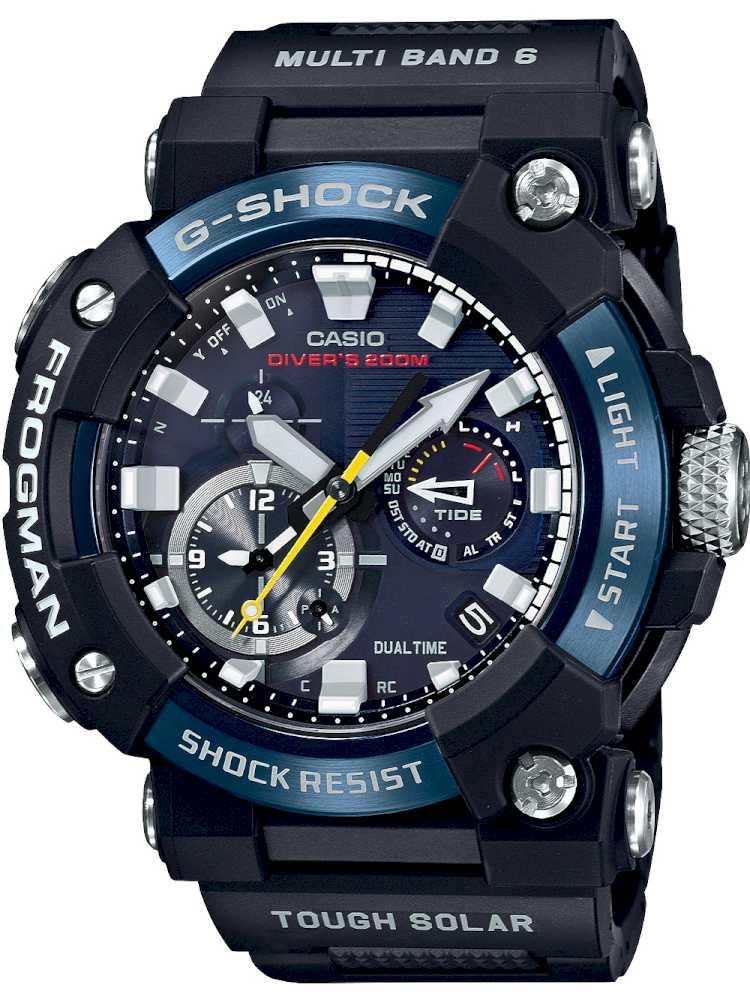 Casio GWF-A1000C-1AER Herreur G-Shock Frogman