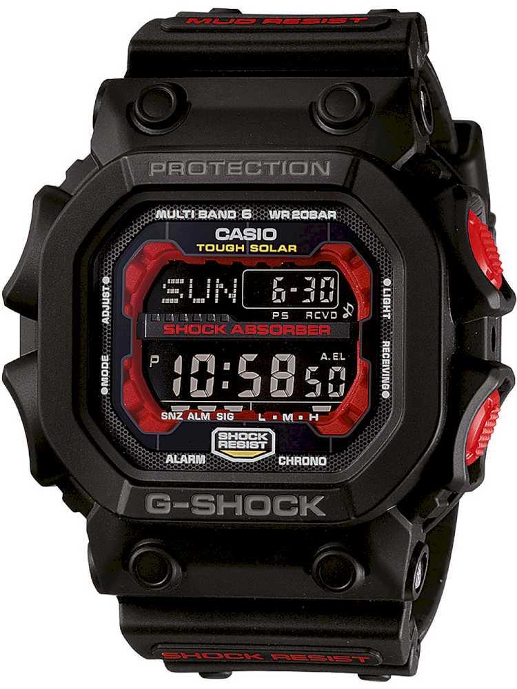 Casio GXW-56-1AER Herreur G-Shock Radiostyret Ur