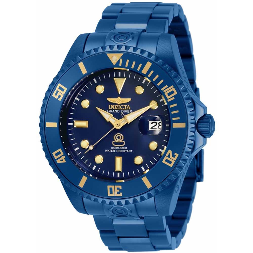 Invicta INV33387 Herreur Grand Diver