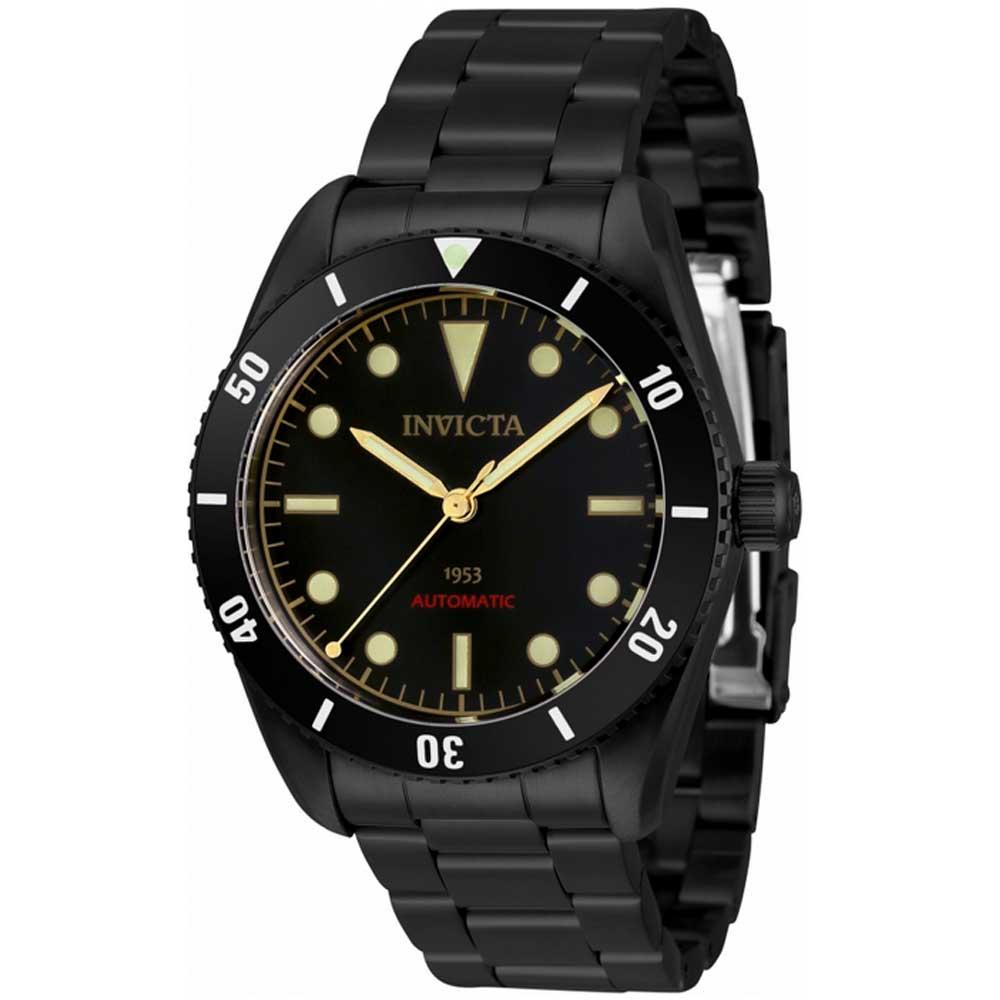 Invicta INV34337 Herreur Vintage Pro Diver Sort Ur