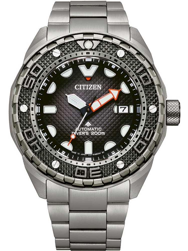 Citizen NB6004-83E Herreur Promaster Titanium Ur