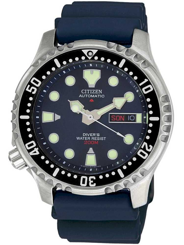Citizen NY0040-17LE Herreur Promaster