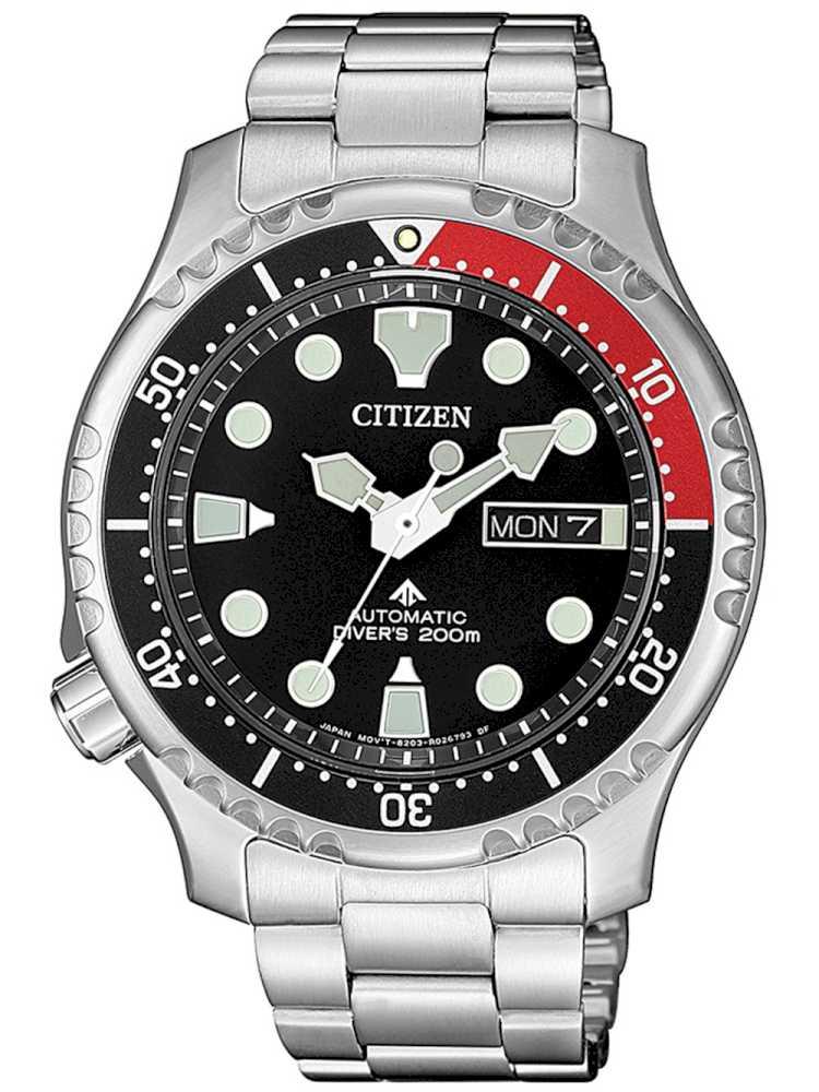 Citizen NY0085-86E Herreur Promaster
