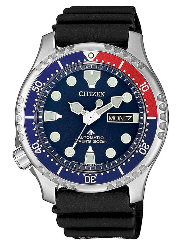 Citizen NY0086-16L Herreur Promaster