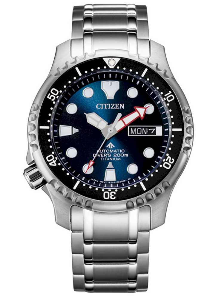 Citizen NY0100-50ME Herreur Promaster Titanium