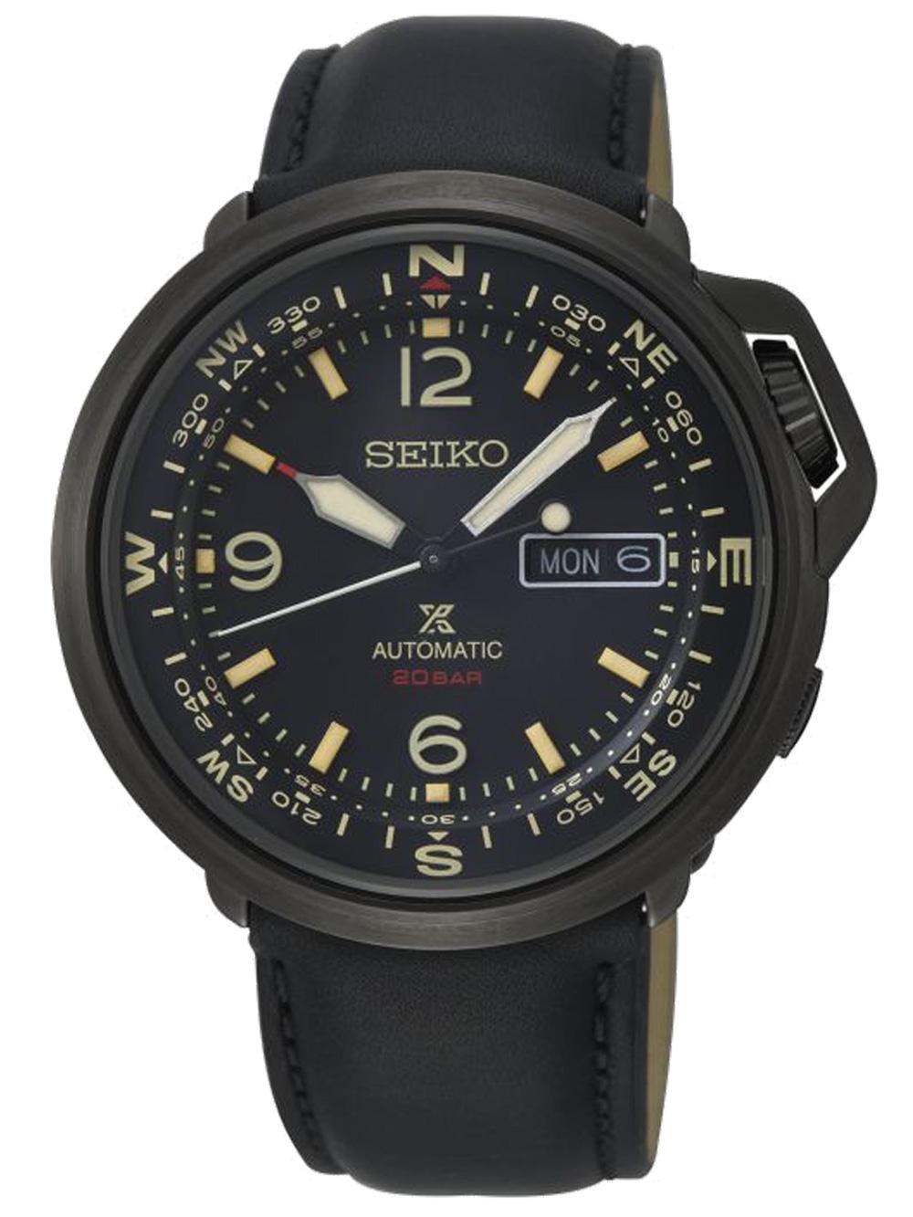 Seiko SRPD35K1 Herreur Prospex Kompas Ur