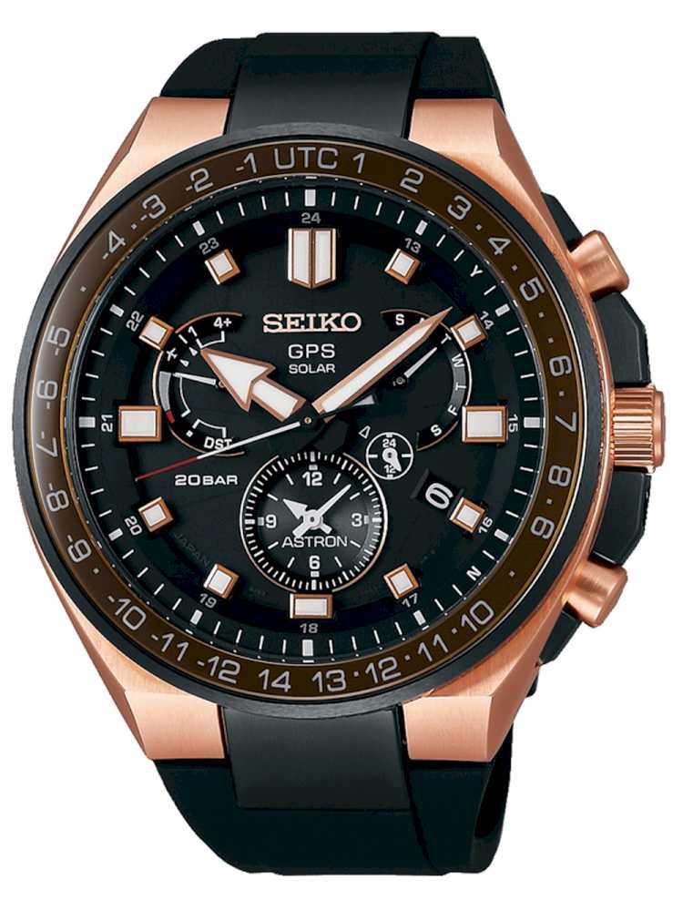 Seiko SSE170J1 Herreur Astron GPS