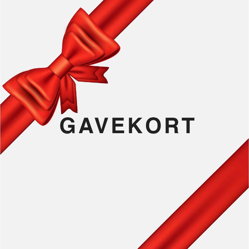 Gavekort 995DKK Gavekort
