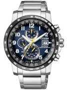 Citizen AT8124-91L Herreur Eco-Drive Radiostyret Ur