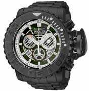 Invicta INV32651 Herreur Sea Hunter Sort Ur